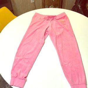 Juicy Couture Soo Comfy Joggers Size Medium 🌸